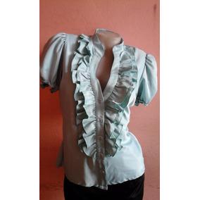 Camisa De Vestir Ona Saez Mujer