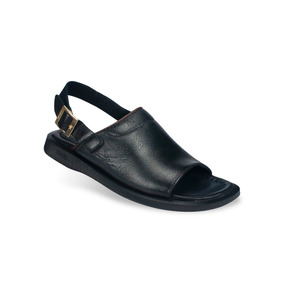 Sandalia Para Caballeros Mega 1501 Negro