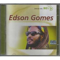 Cd Duplo Edson Gomes - Série Bis