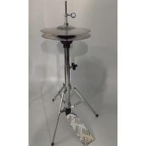Chimbal Infastil Estante Completa - Megatonmusical