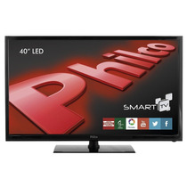 Smart Tv 40 Led Full Hd Ph40r86dsgw Usb Hdmi Wifi Dtv Philco