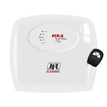 Central De Cerca Elétrica Eletrificador Ecr-8 Plus Jfl
