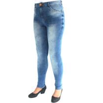 Calça Rasgada Hot Pant Biotipo 19980 Kalbatt Jeans