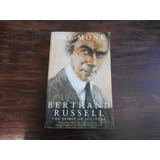 Bertrand Russell The Spirit Of Solitude. Ray Monk. Inglés.