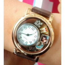Relicario/locket Reloj Personalizable