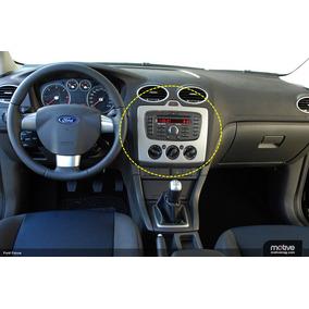 Vista Bisel Carcasa Controles A/c Radio Ford Focus 07-09