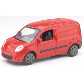 Renault Kangoo Escala 1:43 New Ray Rojo