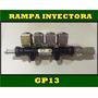 Rampa Inyectora De Gnc Gp13 5ta Gen Insonora
