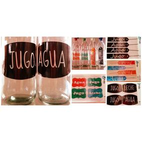 Etiquetas Para Decorar Botellas