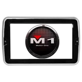 Tela Para Dvd De Encosto Automotiva M1 M-1 10 Lcd Hdmi/