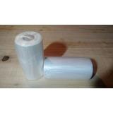Bobina Sacos Plasticos 15x30 Picotada Reforçada 1kgc/500unid