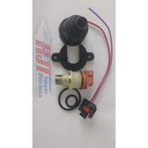 Kit Adaptador Do Fiesta 95 Novo Com Bico Injetor
