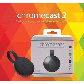 Nuevo Google Chromecast 2 Da Generacion Smart Tv Box Netflix
