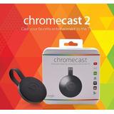 Nuevo Google Chromecast 2 Da Generacion Smart Tv Box Netflix