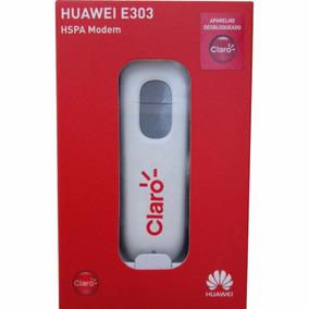 Modem Movel Huawei E303 Desbloqueado Usb Original Claro