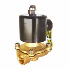 Slv-12-02 Válvula Solenoide ½ Npt 12 V Dc Presion Agua Aire