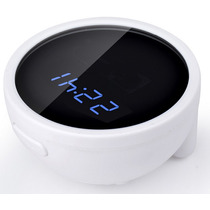 Reloj Despertador Cámara Espía Wifi Android Iphone - Te136