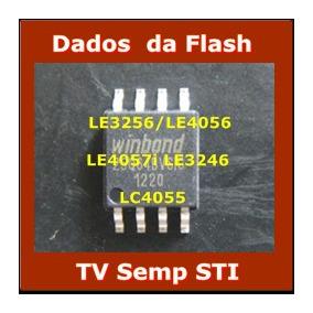 Dados Da Flash Sti Le3256/lc3246