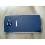 Samsung Galaxy S6 32gb Azul Sin Detalles Negociable*cambios