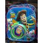 Bolso Morral Escolar Colegial Niño Toy Story Envio Gratis
