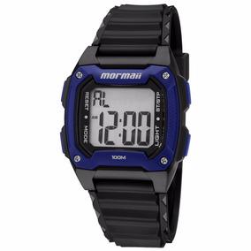 Relógio Masculino Mormaii Wave Digital Esportivo Moy1516/8a