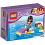 Lego Friends 41000 Esqui Acuatico De Laura
