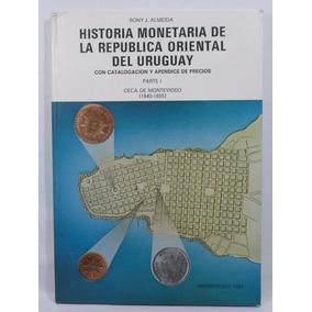 Numismática Uruguay 1840 1855 Ceca Montevideo Rony Almeida