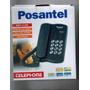 Telefono Alambrico Fijo Posantel Kxt-1129 Mute Pausa Redial