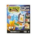 Creepy Crawlers 3 Moldes De Insectos (huevos-tripas) Devoto