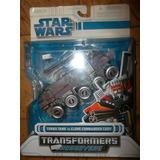 Turbo Tank Cody Transformers Star Wars Hasbro