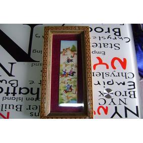 Cuadro Miniatura Celuloide Imagenes Arabes Consult Stock