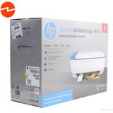 Impresora Multifuncional Wifi Tinta Hp 3635