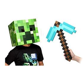 Minecraft Creeper Cabeza