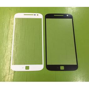 Cristal Touch Moto G4 Plus Blanco Negro Envío Gratis