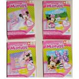 Rompecabezas De Minnie Mouse Para Cotillon