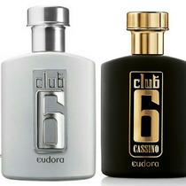 Club 6 Eudora + Club 6 Cassino Deo Colônia 95ml Masculino