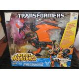 Juguete Transformers Beast Hunters Beast Fire
