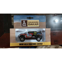 Coleçao Dakar Paraguai Mini All4 Racing (2015) 1:43