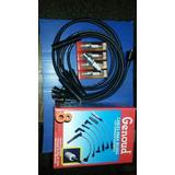 Jgo.d Cables D Bujias Siliconados Genoud Vw Kombi + Bujias