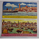 Navio Porto Havana Singapura Traveller Cheque