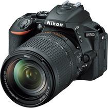 Câmera Nikon D5500 Kit 18-140mm + Cartão 32gb