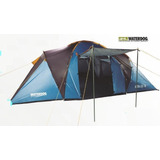 Waterdog Nature Pro 6 Pers- 3 Hab + Comedor 510x360x190cm