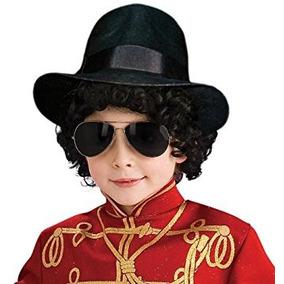 Disfraz Para Niños Traje Co Rubie - Michael Jackson Fedora