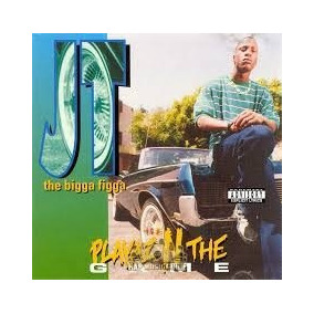 Cd Jt The Bigga Playaz In The Game (importado)