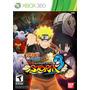 Naruto Ultimate Ninja Storm 3 Xbox 360 Fisico Original