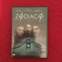 Zodiaco Mark Ruffalo Robert Downey Jr Dvd