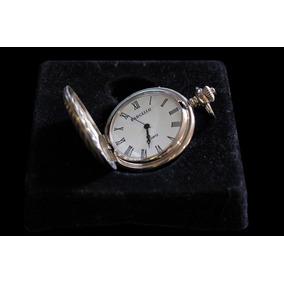 Reloj De Bolsillo Marca Bargello Quartz Nuevo + Envío Gratis