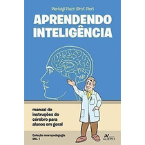Livro Aprendendo Inteligência Vol. 1 Pierluigi Piazzi