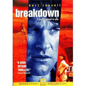 Dvd Sin Rastro ( Breakdown ) 1997 - Jonathan Mostow / Kurt R