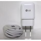 Cargador Original Lg Nexus 5x 6p 5v/3a Usb C Fast Charger